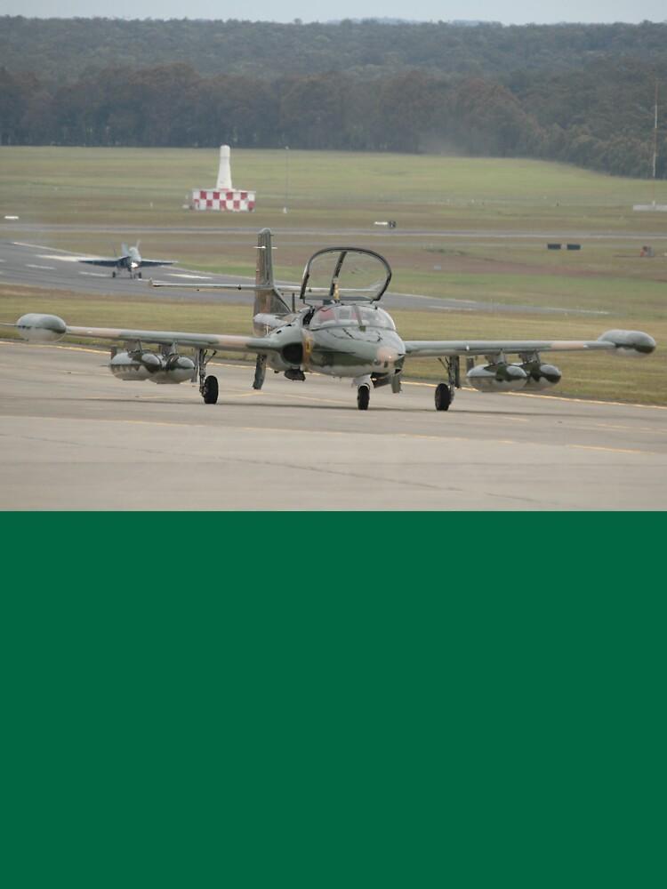 Dragonfly VH-AZO,Nowra Airshow,Australia 2008  by muz2142