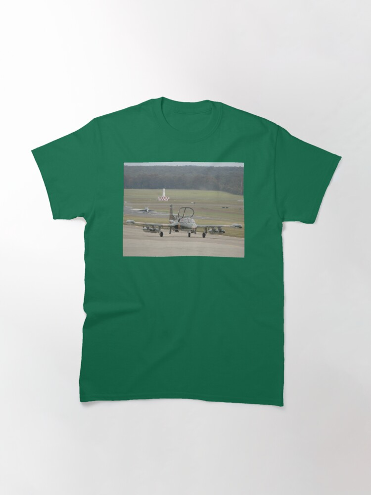 Alternate view of Dragonfly VH-AZO,Nowra Airshow,Australia 2008  Classic T-Shirt