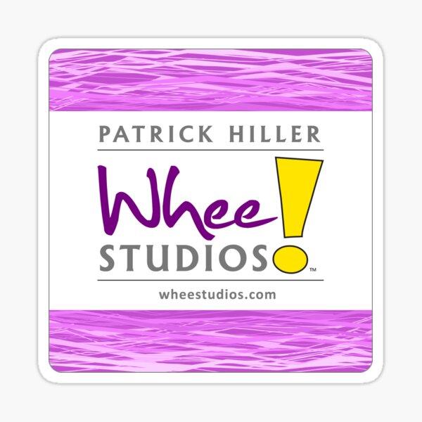 Whee! Studios Logo Sticker