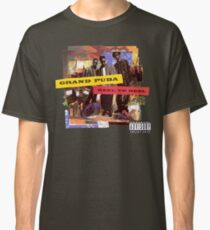 Grand Puba - Reel to Reel Classic T-Shirt