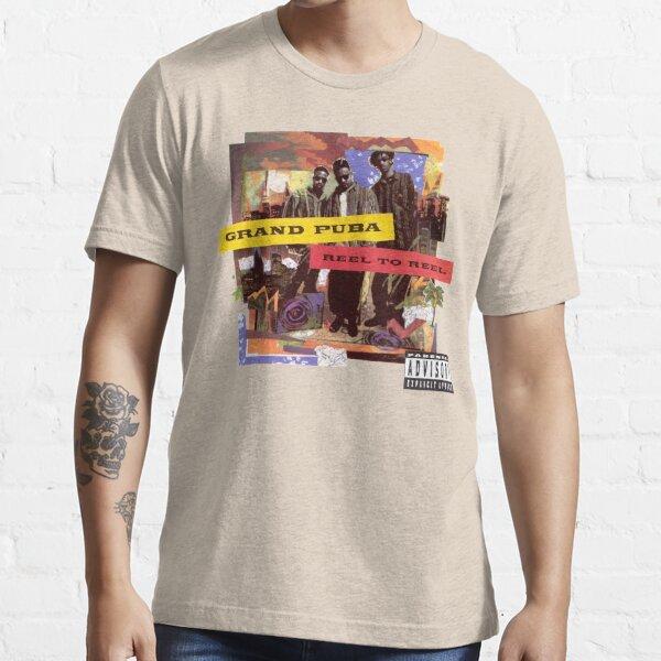 Grand Puba - Reel to Reel Essential T-Shirt