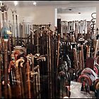 """"""" The Walking Stick Shop"""" by Malcolm Chant"""