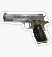 HITMAN AMT Hardballer 45. ACP (Mr. 47's choice) Sticker