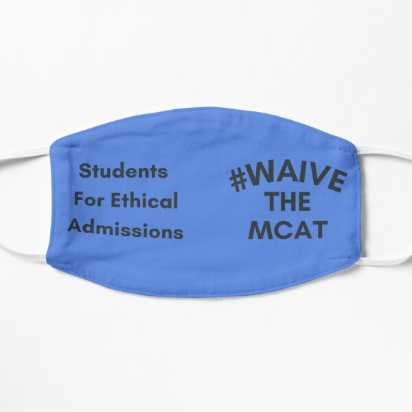 Waive The MCAT Mask Mask