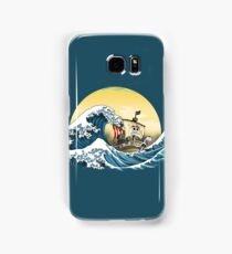 Going Merry by Hokusai Samsung Galaxy Case/Skin