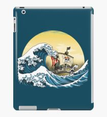 Going Merry by Hokusai iPad Case/Skin