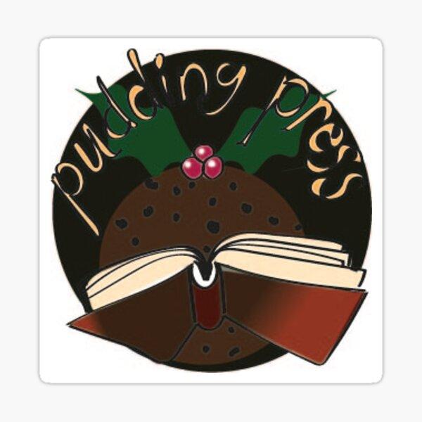 Pudding Press  Sticker