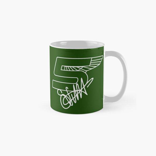 Sebastian Vettel 5 Classic Mug
