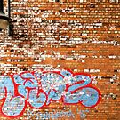 Urban Art (The Writing's on the Wall) by Stephen Knowles