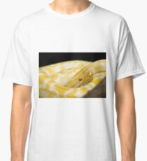 Yellow Snake Classic T-Shirt