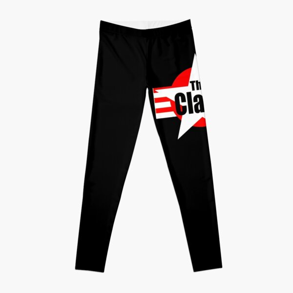 Popular tending logo band legend THE CLASH TREND69 Leggings
