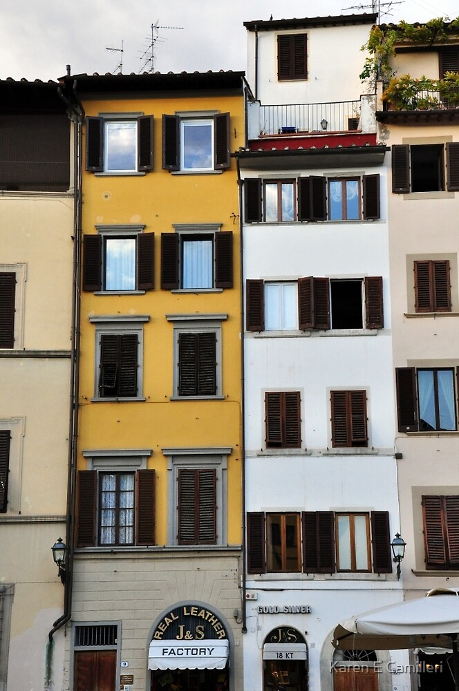 Apartments 9-10 by Karen E Camilleri