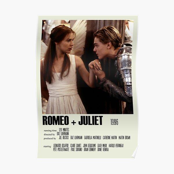 Romeo + Juliet (1996) Alternative Poster Art Movie Large (3) Poster