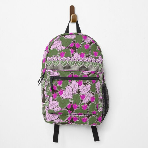 little cyclamens Backpack