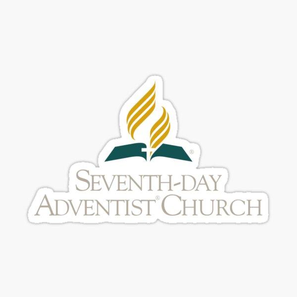 Iglesia Adventista del Séptimo Día | Adventista del séptimo día | TENDENCIA ADVENTISTA DEL SÉPTIMO DÍA | Adventista del séptimo día más vendido Pegatina