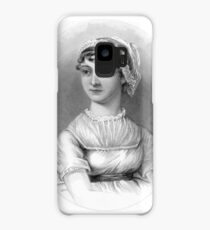 Jane Austen Case/Skin for Samsung Galaxy
