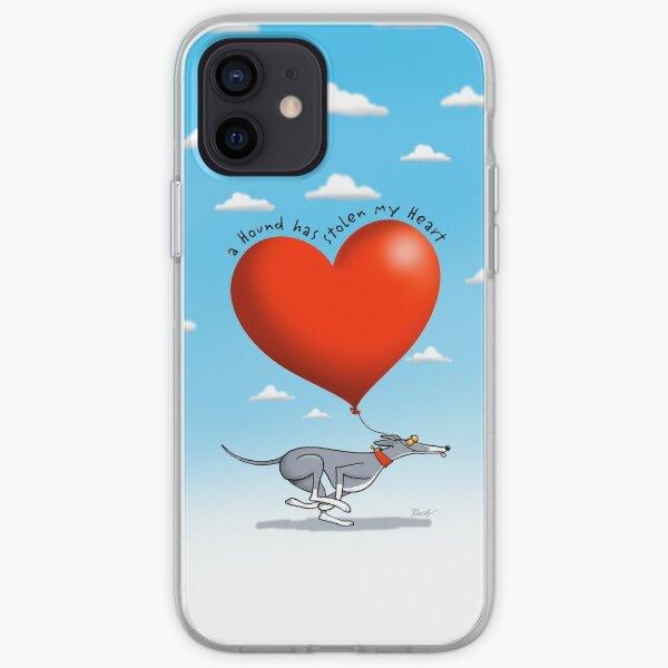 Stolen Heart - blue hound iPhone Soft Case
