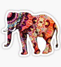 Spiced Elephant Sticker