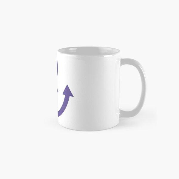 Jojo - Soft & Wet Anchor (Variant 1, Blue) Classic Mug