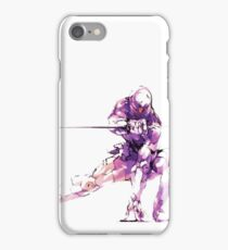 MGS - Raiden iPhone Case/Skin
