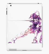 MGS - Raiden iPad Case/Skin