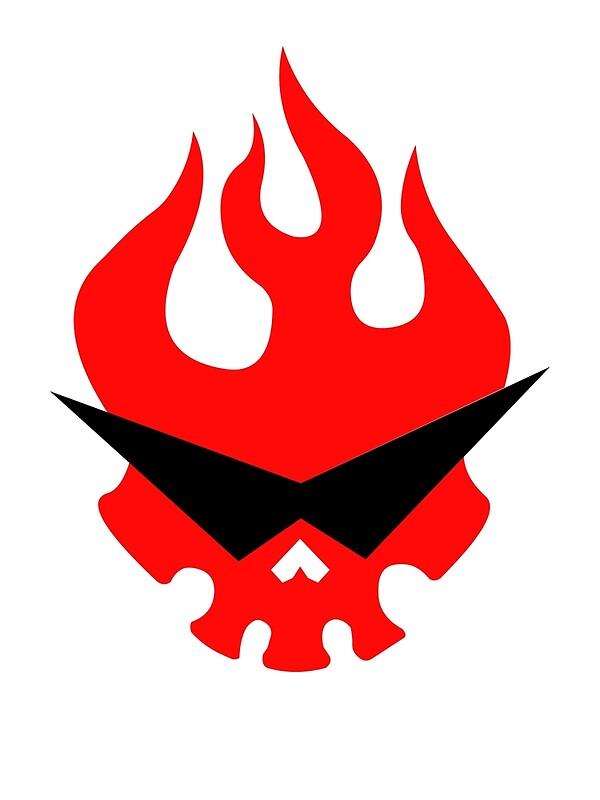 """Gurren Lagann Logo"" Art Prints by Acselerator | Redbubble"