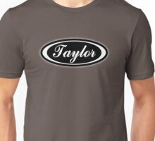 Oval Taylor Unisex T-Shirt