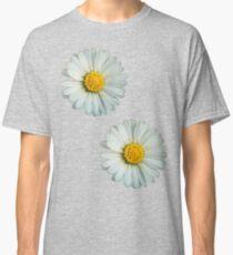 Two white daisies Classic T-Shirt