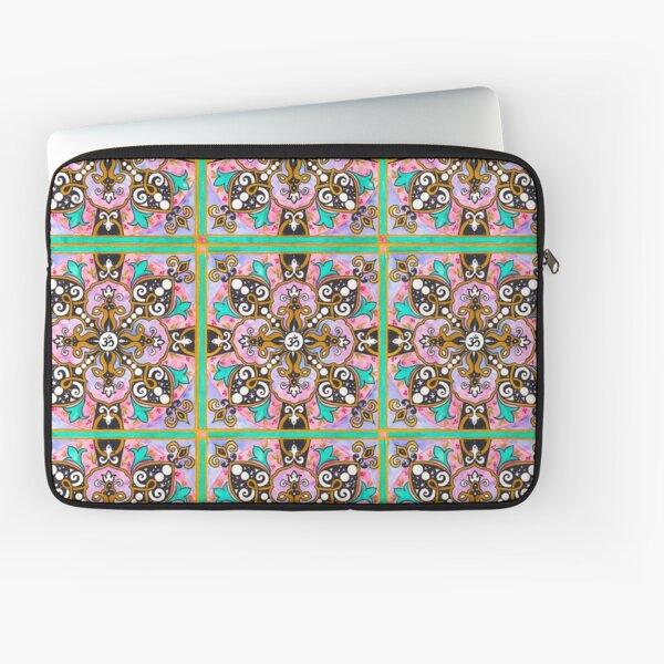 Cosmic Tile Laptop Sleeve