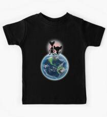 Take Over The World Kids Tee