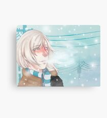 Cold Winter Canvas Print