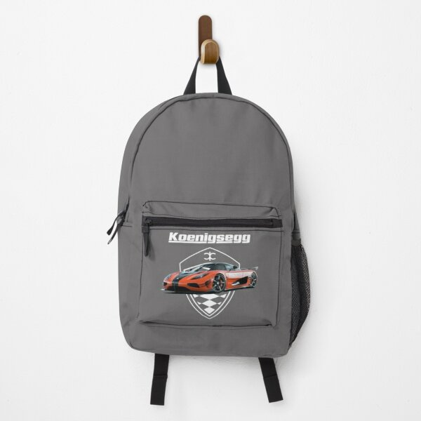 Koenigsegg Supercar Products Backpack