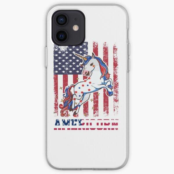 Americorn iPhone Soft Case