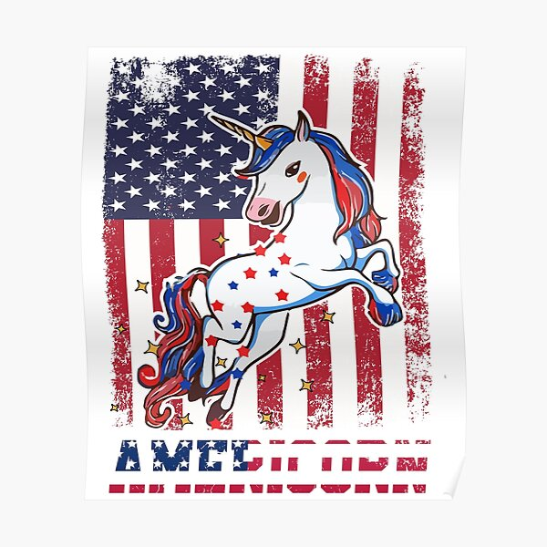Americorn Poster