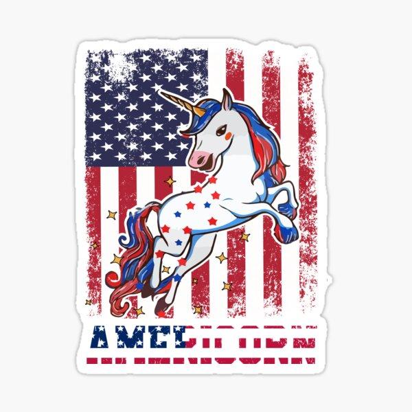 Americorn Sticker
