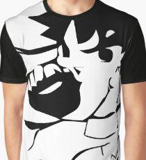 chibi Ryu Graphic T-Shirt