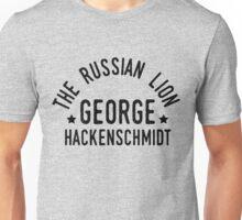 The Russian Lion - Hackenschmidt Unisex T-Shirt
