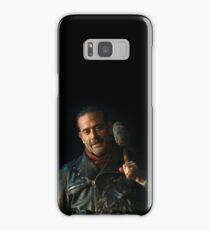 Negan and Lucille Samsung Galaxy Case/Skin