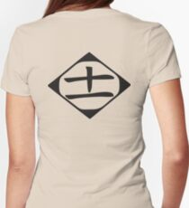 #11 Womens Fitted T-Shirt