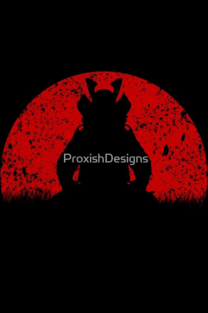 Shogun Sundown by ProxishDesigns