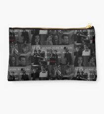 Shadowhunters - Side by side  Studio Pouch