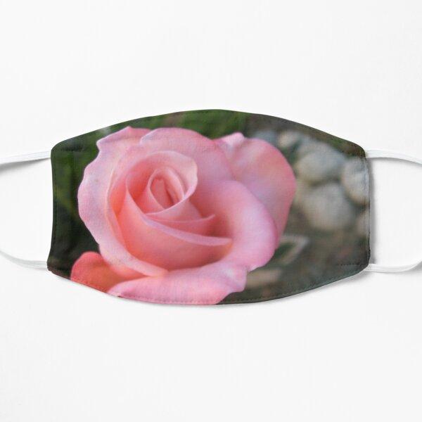 pink rose - flora - nature (ED01) Mask