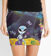 Area 54 Mini Skirt