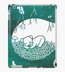 Little Sleeping Bear iPad-Hülle & Klebefolie