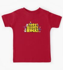 Food Allergy Rock ! Kids Clothes