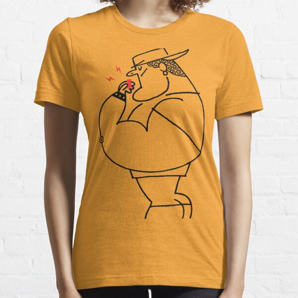 Popper Pete Essential T-Shirt