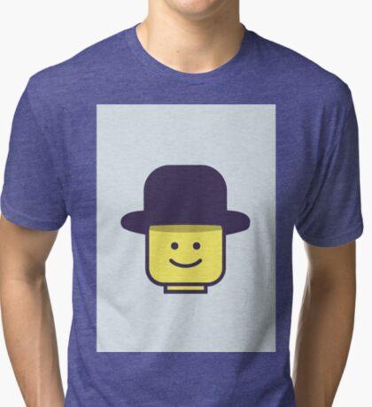 Mr Legoman Tri-blend T-Shirt