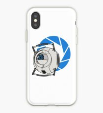 Vinilo o funda para iPhone Wheatley! - Portal 2
