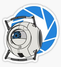 Wheatley! - Portal 2 Sticker