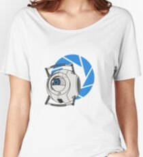 Wheatley! - Portal 2 Women's Relaxed Fit T-Shirt